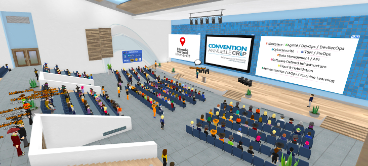 Convention CRiP virtuelle